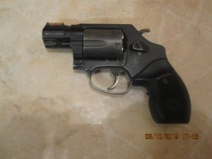 Vendo revolver Smith & Wesson 360 PD